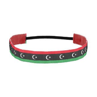 Cinta Para La Cabeza Bandera de Libia
