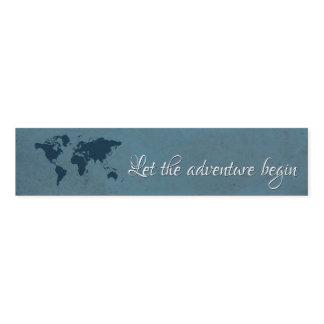 Cinta Para Servilletas Deje la aventura comenzar