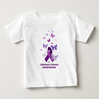 Cinta púrpura de la conciencia: Enfermedad de Camiseta De Bebé