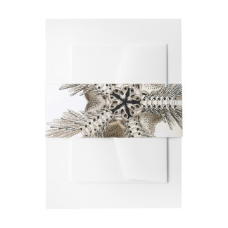 Cintas Para Invitaciones Estrellas frágiles de Ernst Haeckel Ophiodea