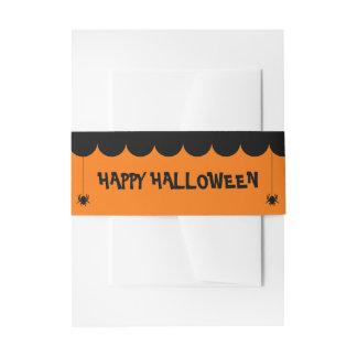 Cintas Para Invitaciones Halloween