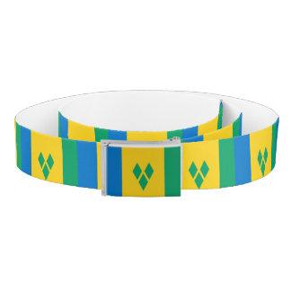 Cinturón Bandera de San Vicente y las Granadinas