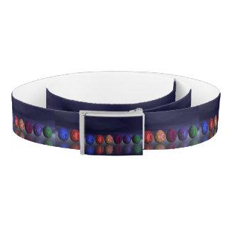 Cinturón Huevos coloridos para pascua - 3D rinden