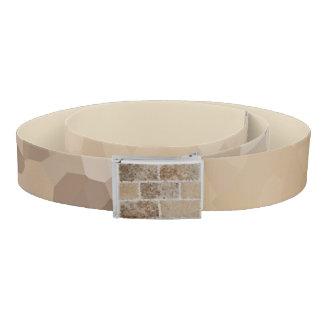 Cinturón Moreno geométrico