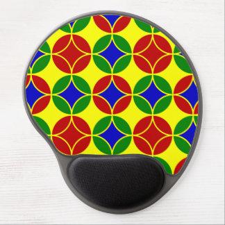 Circles-01-GEL primario MOUSEPAD Alfombrilla Gel