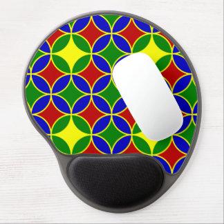 Circles-05-GEL primario MOUSEPAD Alfombrilla Gel