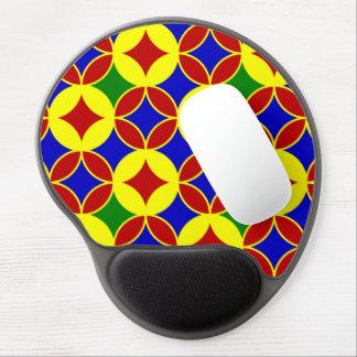 Circles-07-GEL primario MOUSEPAD Alfombrilla Gel