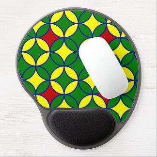 Circles-11-GEL primario MOUSEPAD Alfombrilla Gel