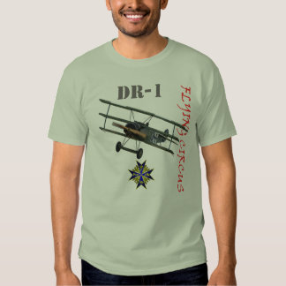Circo del vuelo camiseta