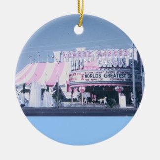 Circo Las Vegas del circo Ornamentos De Reyes