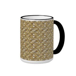 circular lattices eXi Taza De Café