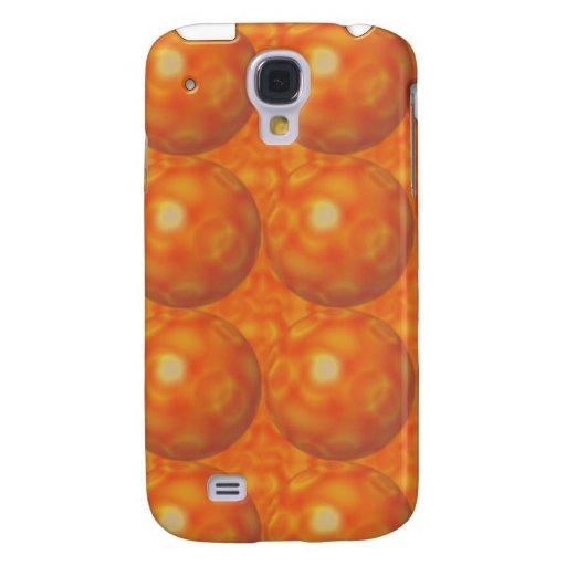 Círculo anaranjado iPhone3G