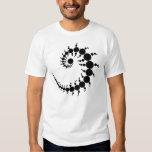 Círculo de la cosecha del UFO Camisetas