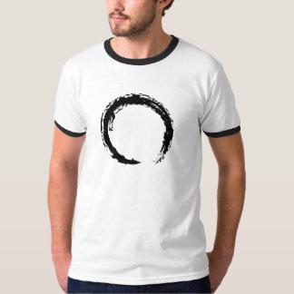 Círculo del zen camiseta