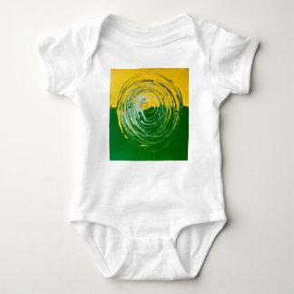 Círculo eterno 3 body para bebé