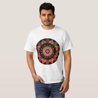 círculo étnico camiseta