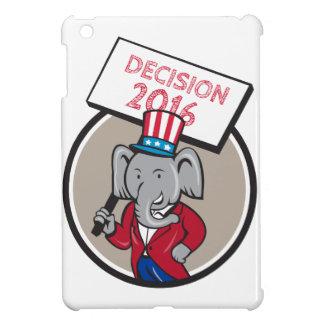 Círculo republicano Ca de la decisión 2016 de la