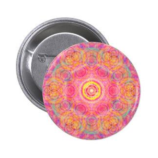 Círculos coloridos: Arte abstracto: Pins