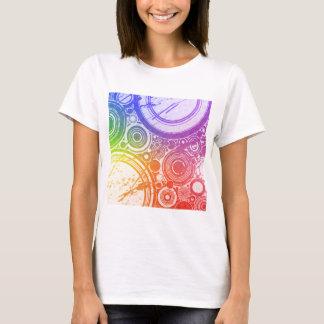 Círculos del Grunge: Edición del arco iris: Camiseta