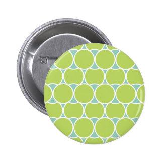 Círculos modernos pins