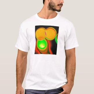 Círculos psicodélicos geométricos camiseta