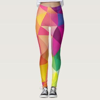 Cirque inspiró las polainas leggings