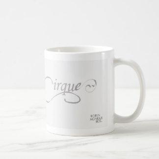 """""""Cirque """" Taza De Café"""