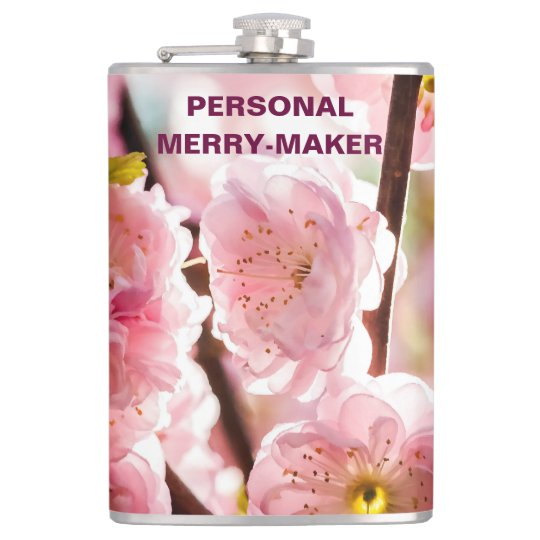 Ciruelo floreciente - Paradize rosado Petaca