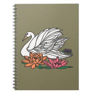 Cisne 2 cuaderno