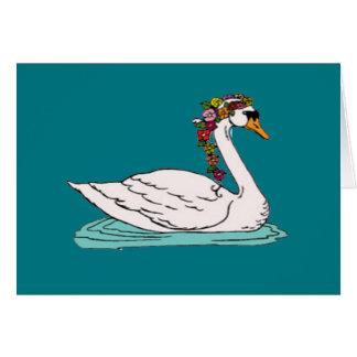 Cisne 5 tarjeta