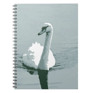 Cisne Cuaderno
