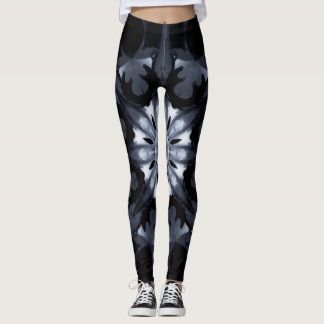Cisne negro leggings