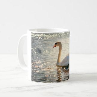 cisne taza de café