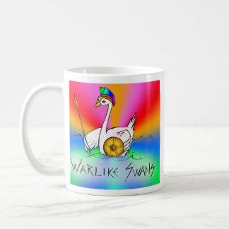 Cisnes guerreros; La taza épica