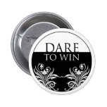 cita-Atrevimiento de 3 palabras para ganar el botó Pin