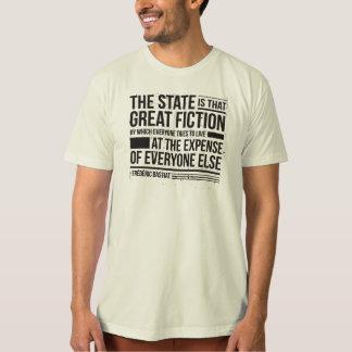Cita de Bastiat Camisetas