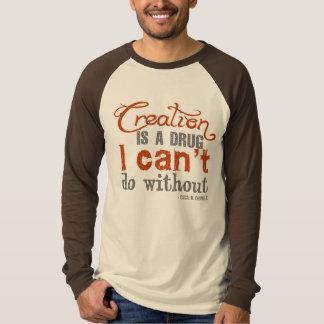 Cita de la creación de Cecil B. DeMille Camiseta