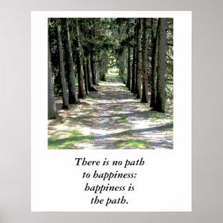 Cita de la felicidad - poster