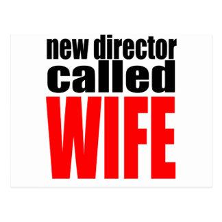 cita de la realidad del recién casado del director postal