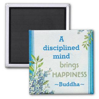 Cita de motivación de la felicidad de Buda Imanes