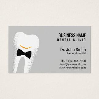 Cita del Dr. Smile Dentist Dental Clinic Tarjeta De Visita