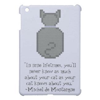 Cita del gato de Michel de Montaigne