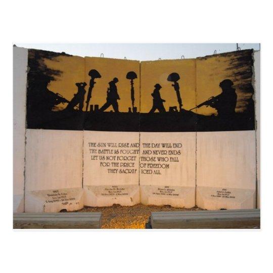 Cita del monumento/de Garfield de la barrera del Postal