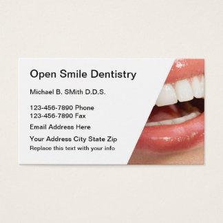 Cita dental Businesscards Tarjeta De Visita