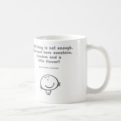 cita tazas de café