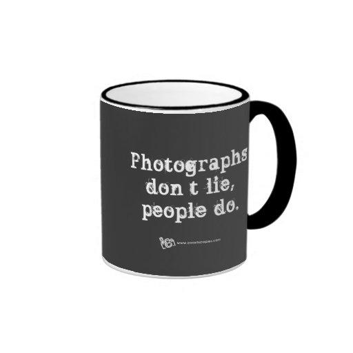 Cita verdadera de las fotos tazas