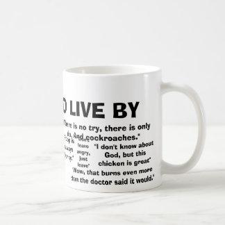 Citas a vivir cerca taza