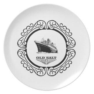 citas de la sal vieja plato