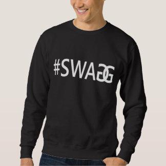 Citas de moda divertidas del #SWAG/SWAGG, la Sudadera