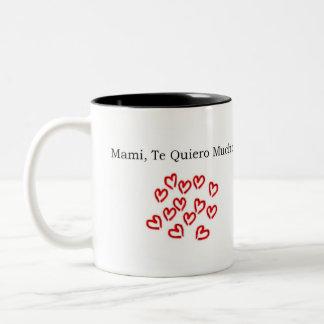 Citas del español tazas